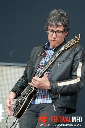 Tim Knol op Pinkpop 2011 foto