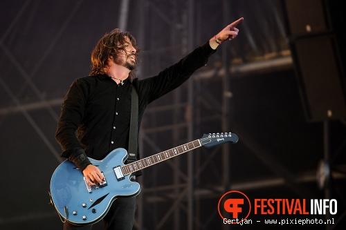Foto Foo Fighters op Pinkpop 2011