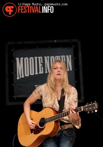 Yori Swart op Lucky Fonz - 12/6 - Vondelpark Openluchttheater foto