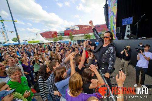 Foto Memphis Maniacs op Torenpop 2011