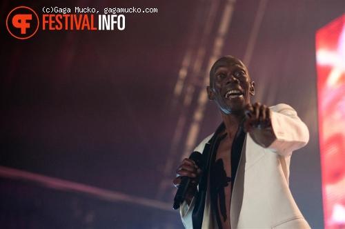 Faithless Soundsystem op Indian Summer Festival 2011 foto