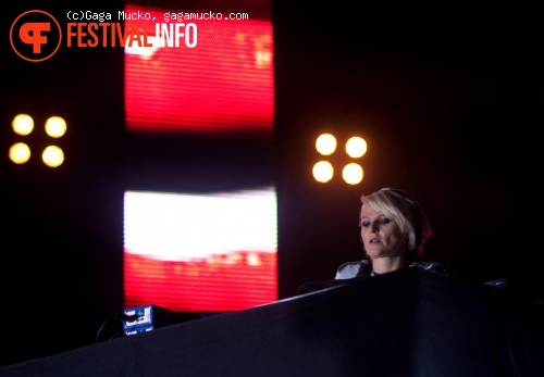Foto Faithless Soundsystem op Indian Summer Festival 2011