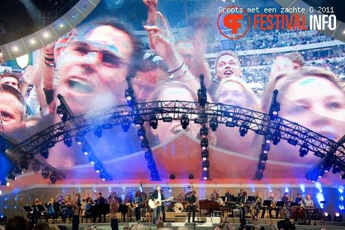 Foto Guus Meeuwis op Guus Meeuwis - 17/6 - Philips Stadion