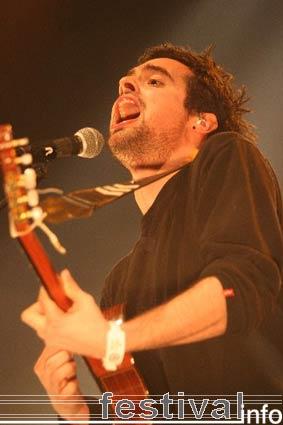 Gabriel Rios op Paaspop Schijndel 2006 foto
