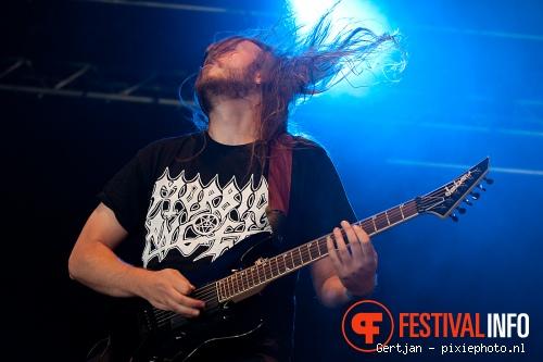 God Dethroned op FortaRock 2011 foto