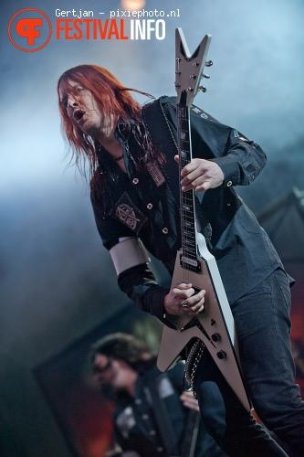 Arch Enemy op FortaRock 2011 foto