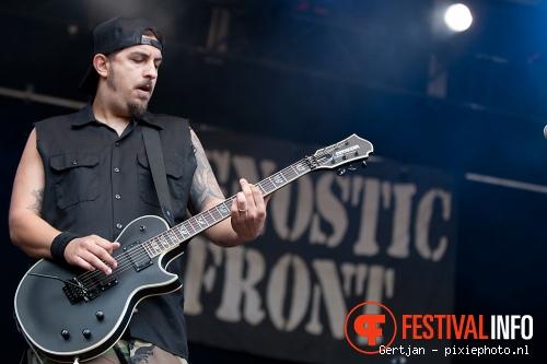 Agnostic Front op FortaRock 2011 foto