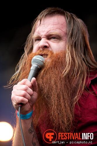 Valient Thorr op FortaRock 2011 foto
