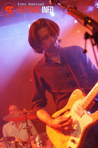 Foto dEUS op Club LLow 2011