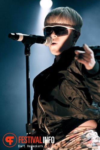 Robyn op Rock Werchter 2011 foto