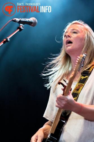 Lissie op Rock Werchter 2011 foto