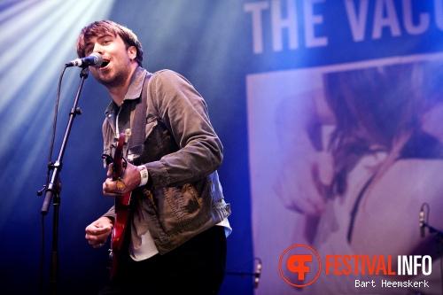 Foto The Vaccines op Rock Werchter 2011