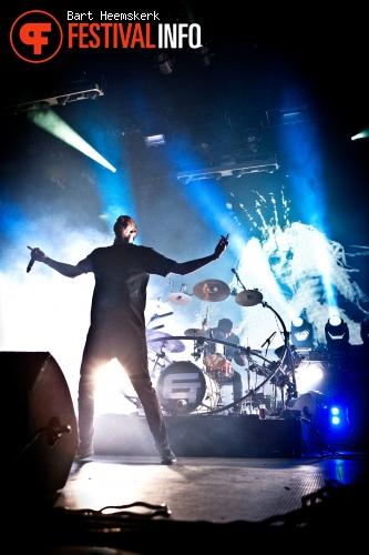 Chase & Status op Rock Werchter 2011 foto