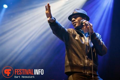 Aloe Blacc op Rock Werchter 2011 foto
