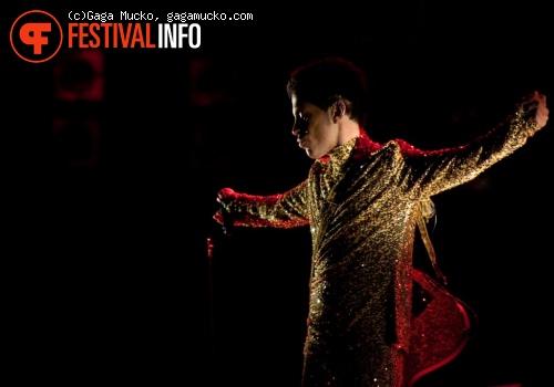 Prince op Open'er Festival 2011 foto
