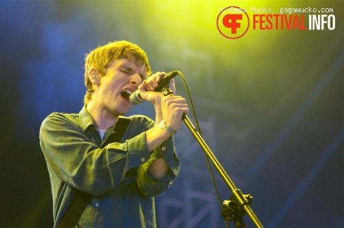 These New Puritans op Open'er Festival 2011 foto