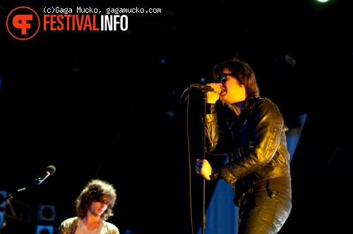 Foto The Strokes op Open'er Festival 2011