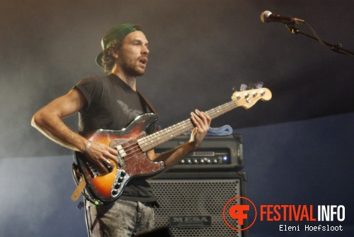 Jamaica op Dour Festival 2011 foto