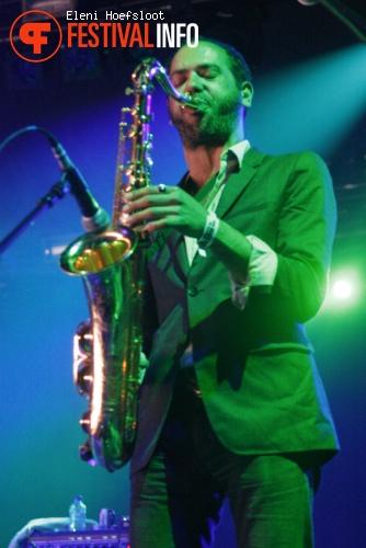Fool's Gold op Dour Festival 2011 foto