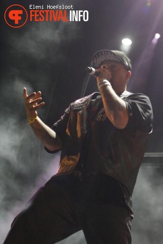 Cypress Hill op Dour Festival 2011 foto