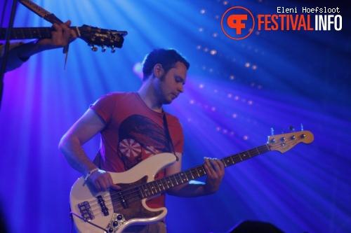 Intergalactic Lovers op Dour Festival 2011 foto