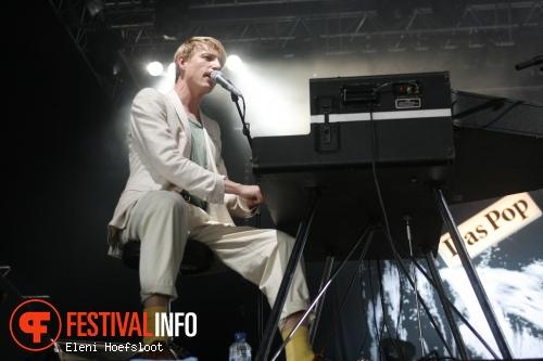 Das Pop op Dour Festival 2011 foto