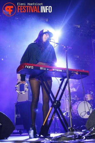 Cloud Control op Dour Festival 2011 foto