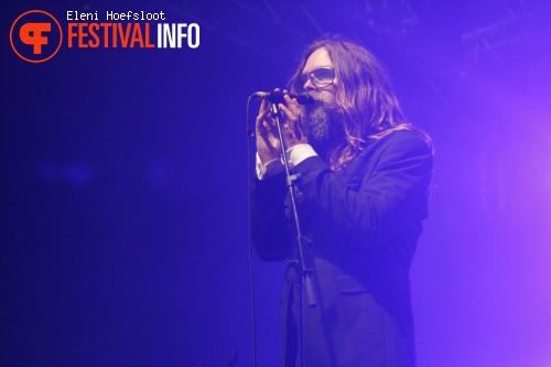 The Amplifetes op Dour Festival 2011 foto