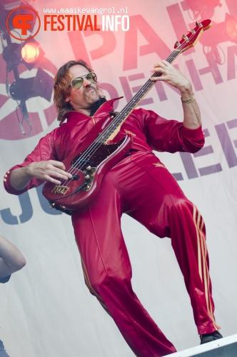 Memphis Maniacs op Parkpop 2011 foto