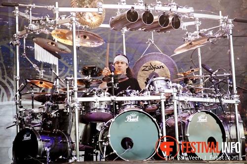 Dream Theater op Sonisphere France 2011 foto