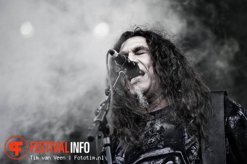 Slayer op Sonisphere France 2011 foto
