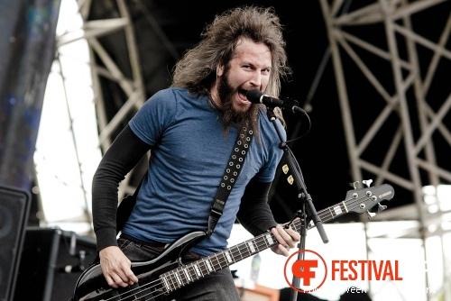 Mastodon op Sonisphere France 2011 foto
