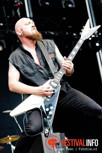 Loudblast op Sonisphere France 2011 foto