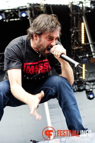 Mass Hysteria op Sonisphere France 2011 foto