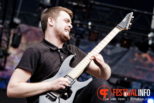 Rise To Remain op Sonisphere France 2011 foto