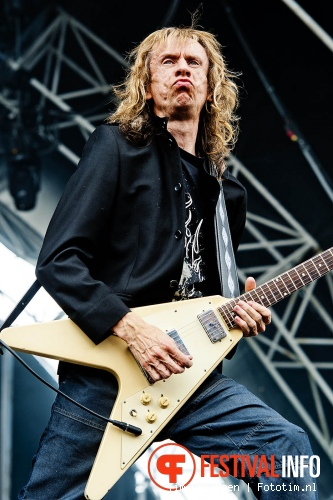 Foto Diamond Head op Sonisphere France 2011