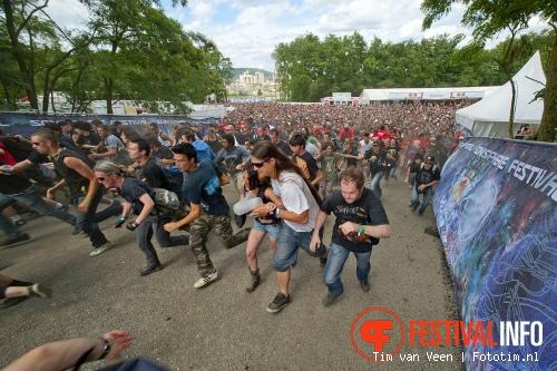 Sonisphere France 2011 foto
