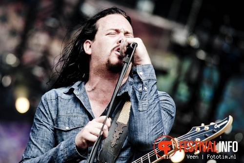 Evergrey op Sonisphere France 2011 foto