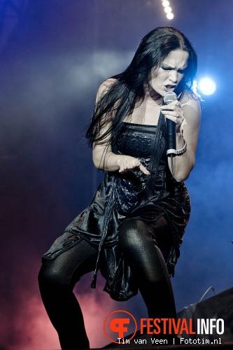 Foto Tarja Turunen op Sonisphere France 2011