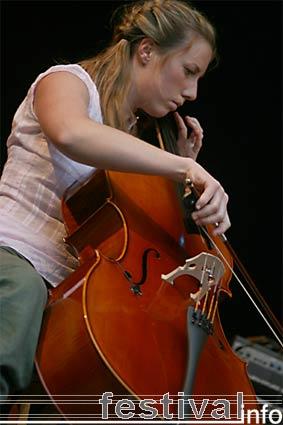 Hyacinth House op Bevrijdingsfestival Brabant 2006 foto