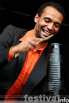 Internationals op Bevrijdingsfestival Brabant 2006 foto