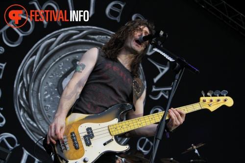 Whitesnake op Graspop Metal Meeting 2011 foto