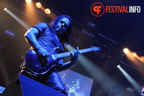 Foto Cradle Of Filth op Graspop Metal Meeting 2011