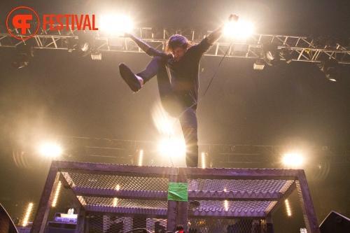 Suicide Silence op Graspop Metal Meeting 2011 foto