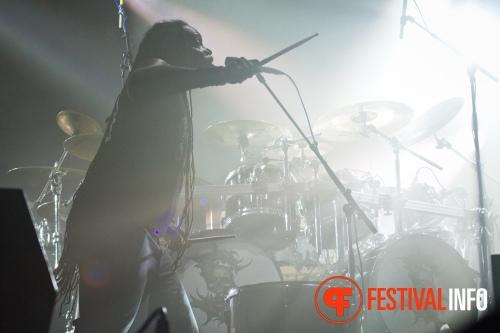 Sepultura op Graspop Metal Meeting 2011 foto