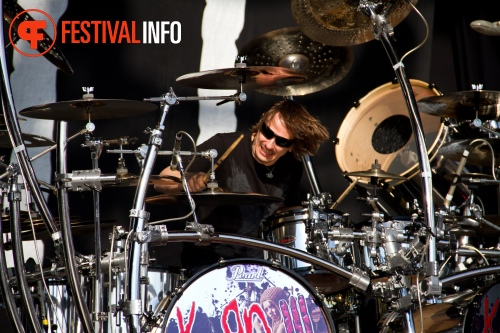 Korn op Graspop Metal Meeting 2011 foto