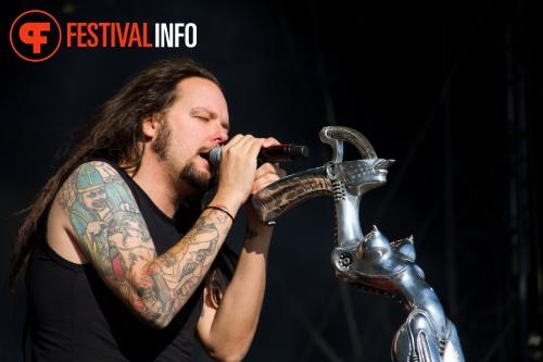 Foto Korn op Graspop Metal Meeting 2011