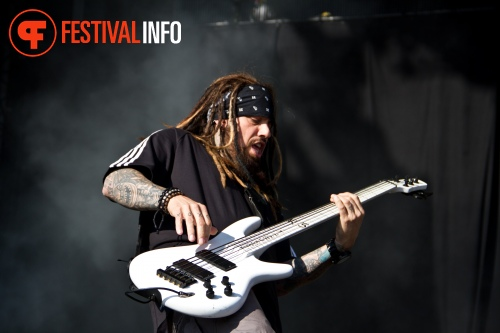 Foto Korn op Graspop Metal Meeting 2011