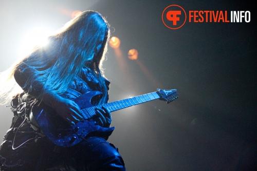 Cradle Of Filth op Graspop Metal Meeting 2011 foto