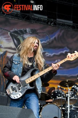 Dio Disciples op Graspop Metal Meeting 2011 foto